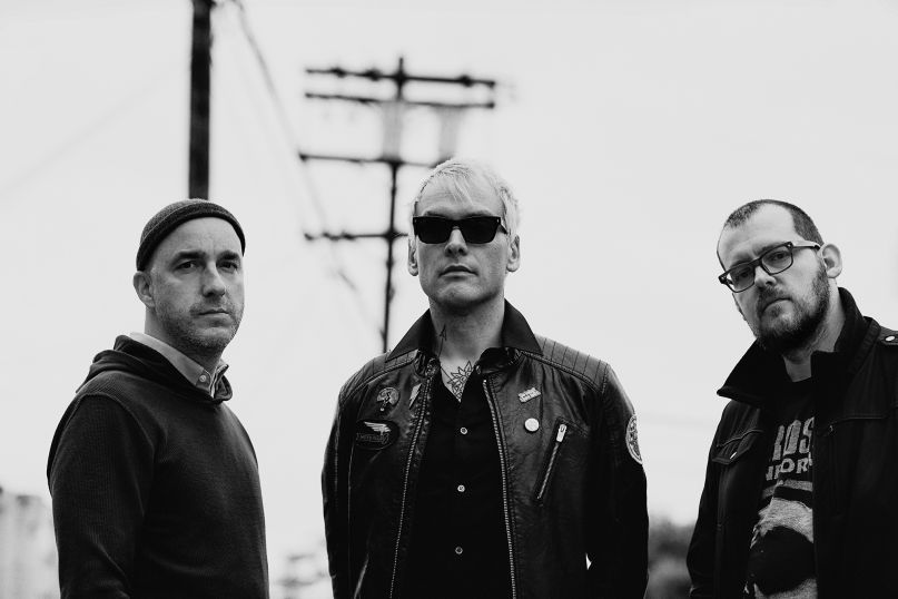 INTERVIEW: Dan Andriano of Alkaline Trio talks 'Is This Thing Cursed?' and the future