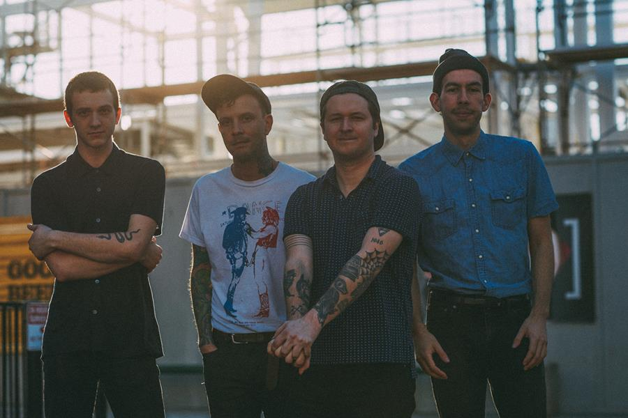 """The Frights release break-up anthem with new song """"Over It"""""""