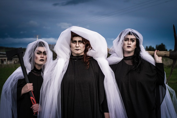 New Zealand Witch Rock HEX are back in USA with new music, tour