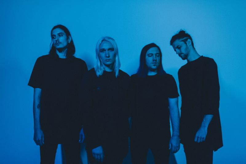 """Afterlife sign with Hopeless Records; announce new album + unveil """"Throat"""""""