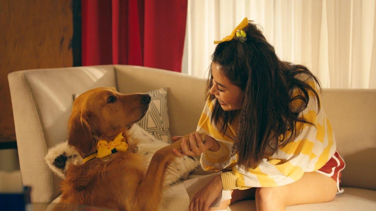 """Miranda Cosgrove stars in Marshmello and Bastille's """"Happier"""" video"""