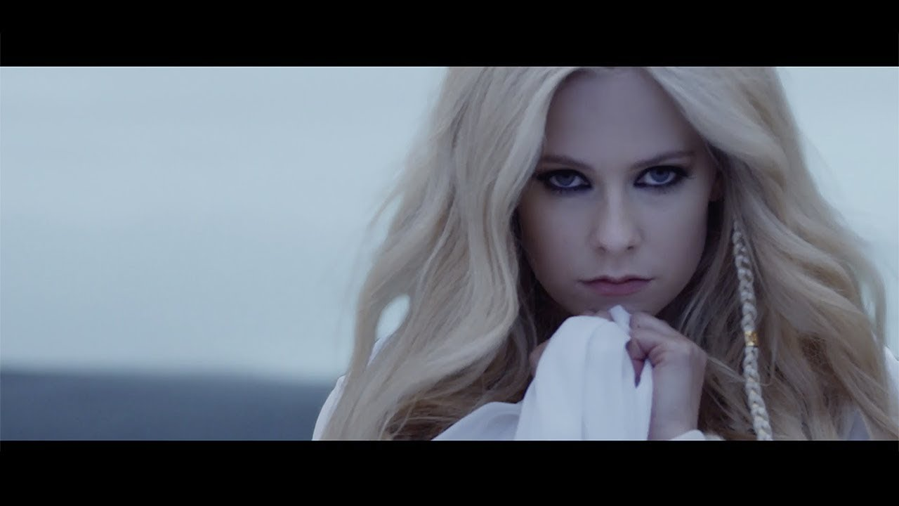 """Avril Lavigne releases suitably epic music video for """"Head Above Water"""""""