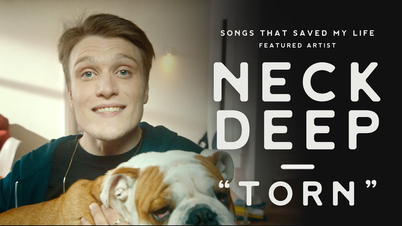 "Hopeless Records announce 'Songs That Saved My Life' comp; Neck Deep's ""Torn"" cover out now"