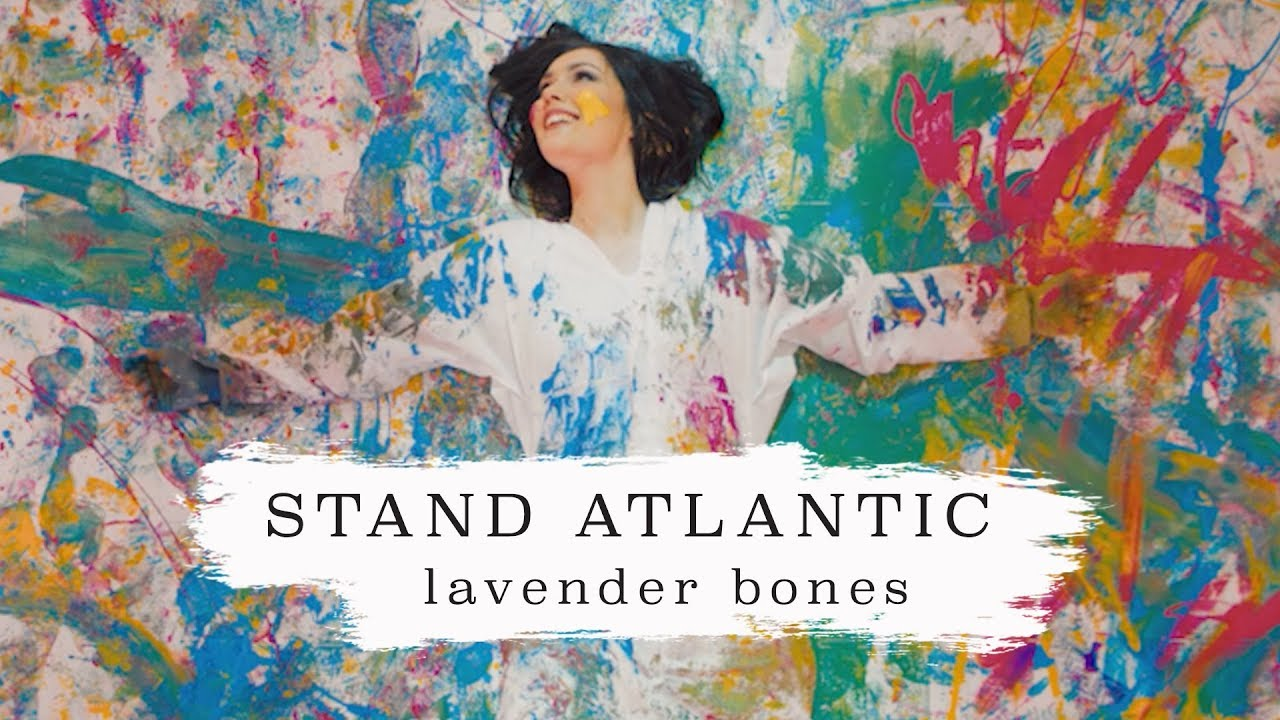 """Stand Atlantic sign with Hopeless Records; announce album + release """"Lavender Bones"""""""
