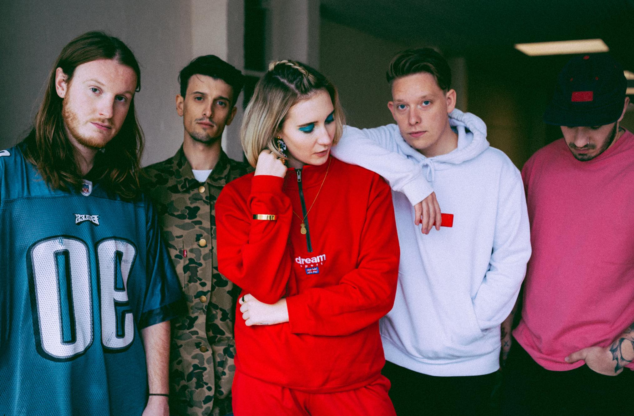 Fickle Friends' Natassja Shiner talks the band's first big American tour