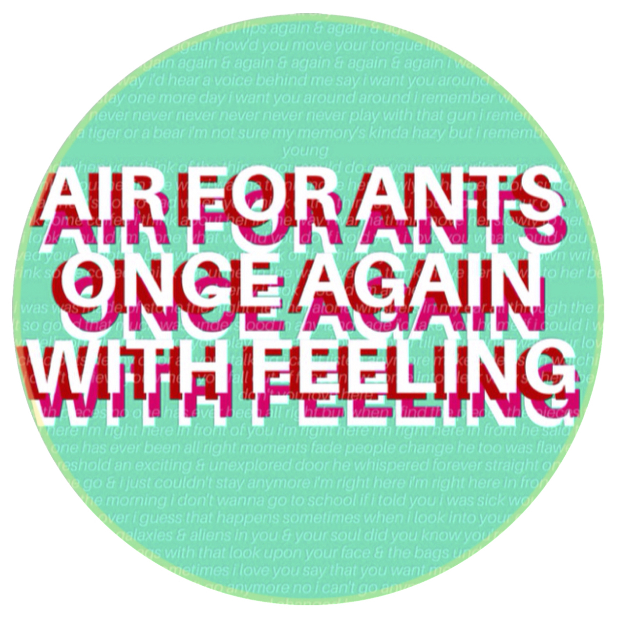 Air For Ants album cover