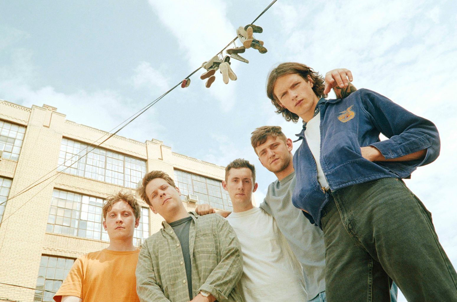 """Basement want to live in the moment with anthemic new single """"Be Here Now"""""""