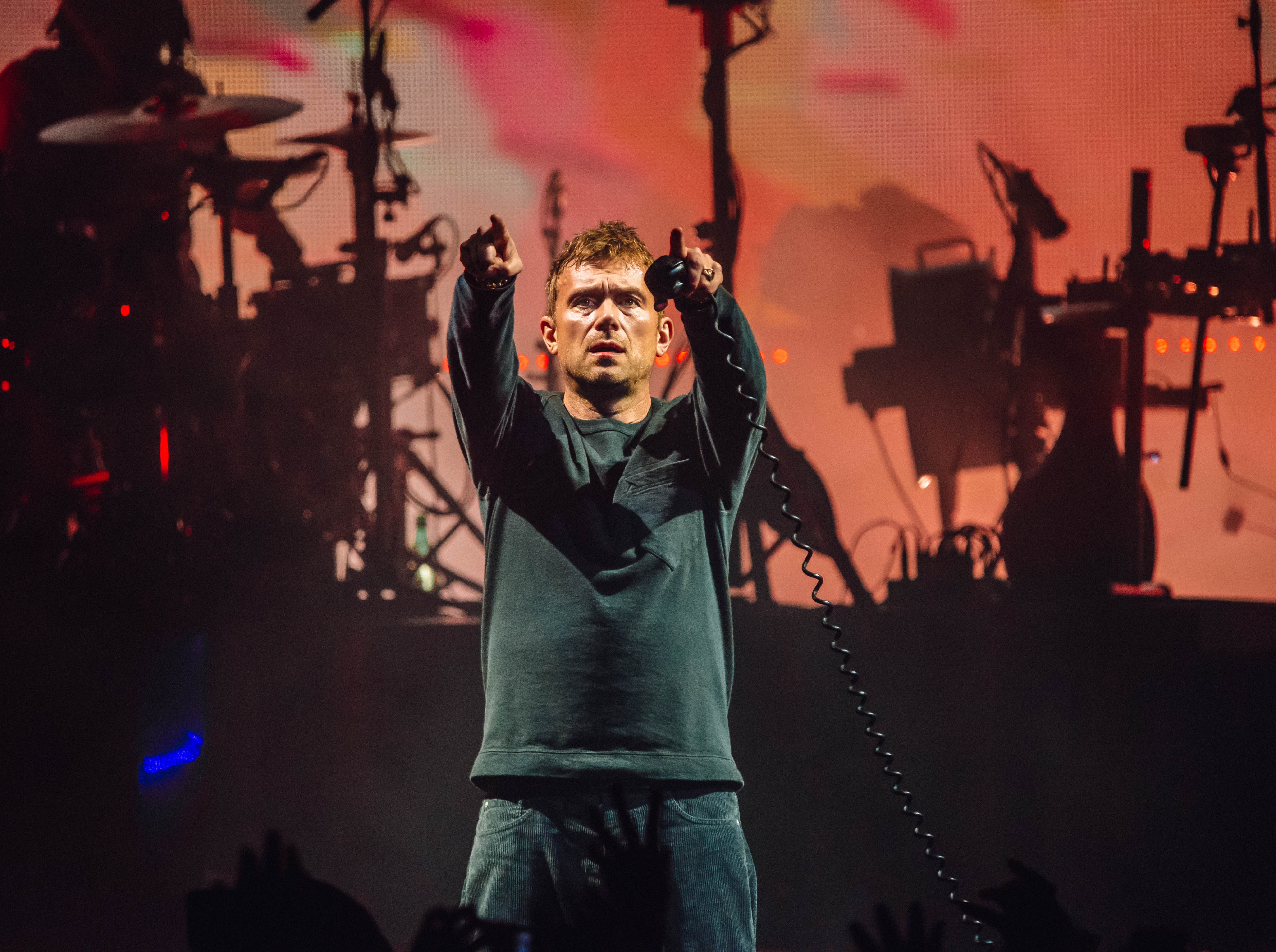 REVIEW: Gorillaz play Chicago for the last time…for a while