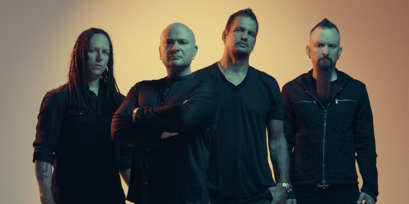 Disturbed announce 'Evolution' world tour with Three Days Grace