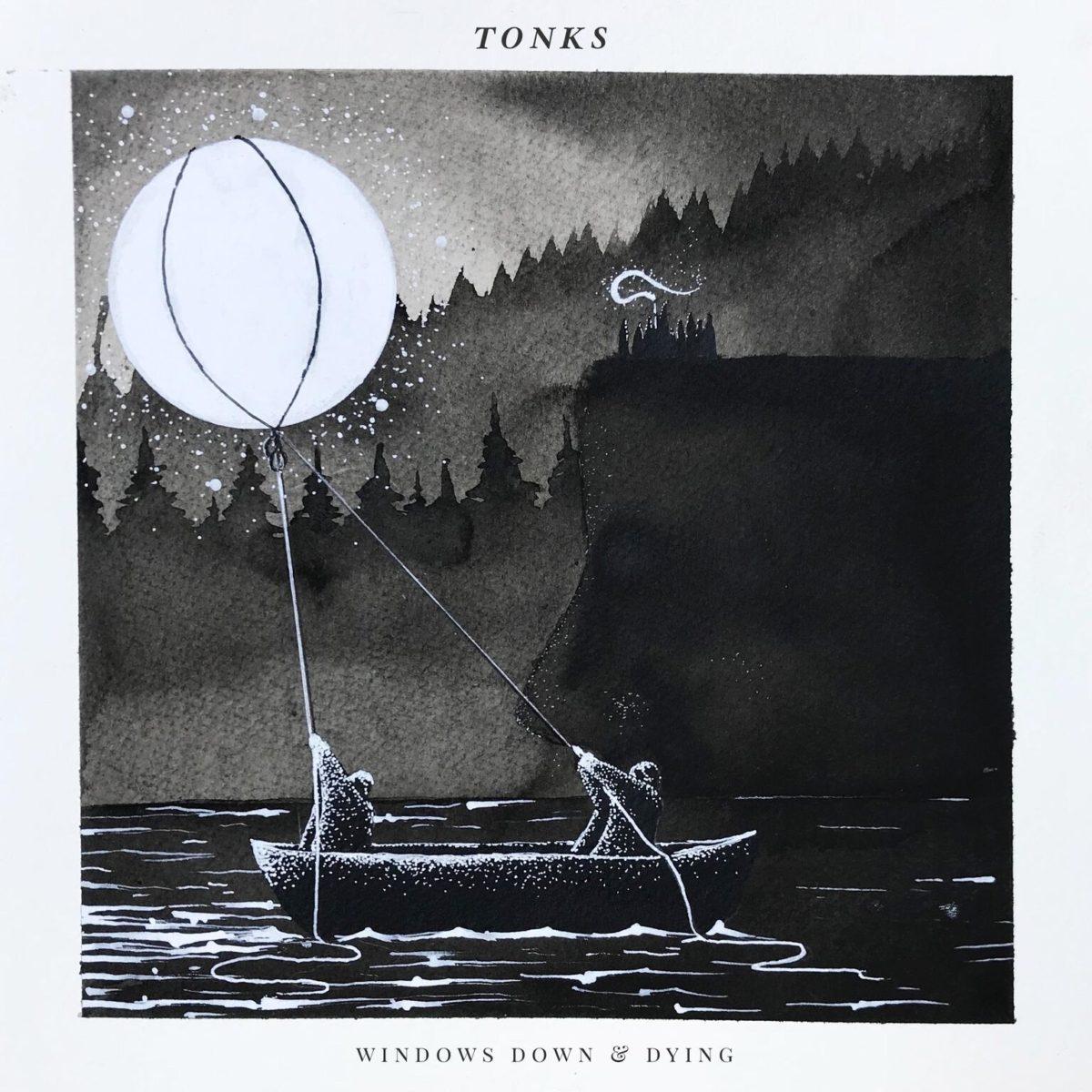 TONKS album cover