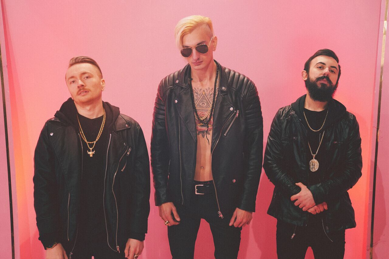 """PREMIERE: Unwill make rock and roll gritty again with """"Slaves"""""""