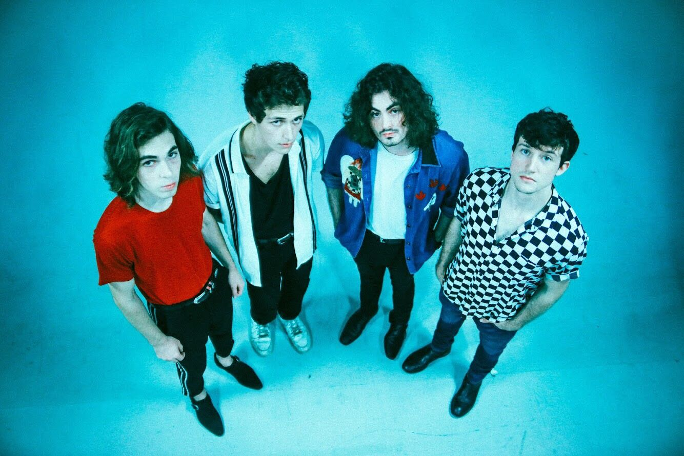 """PREMIERE: Courier Club make explosive debut with post-punk inspired """"Better Now"""""""