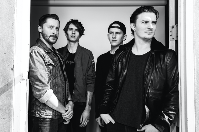 """PREMIERE: Dead Friends show off their brand of high-energy rock in """"Torches"""" video"""