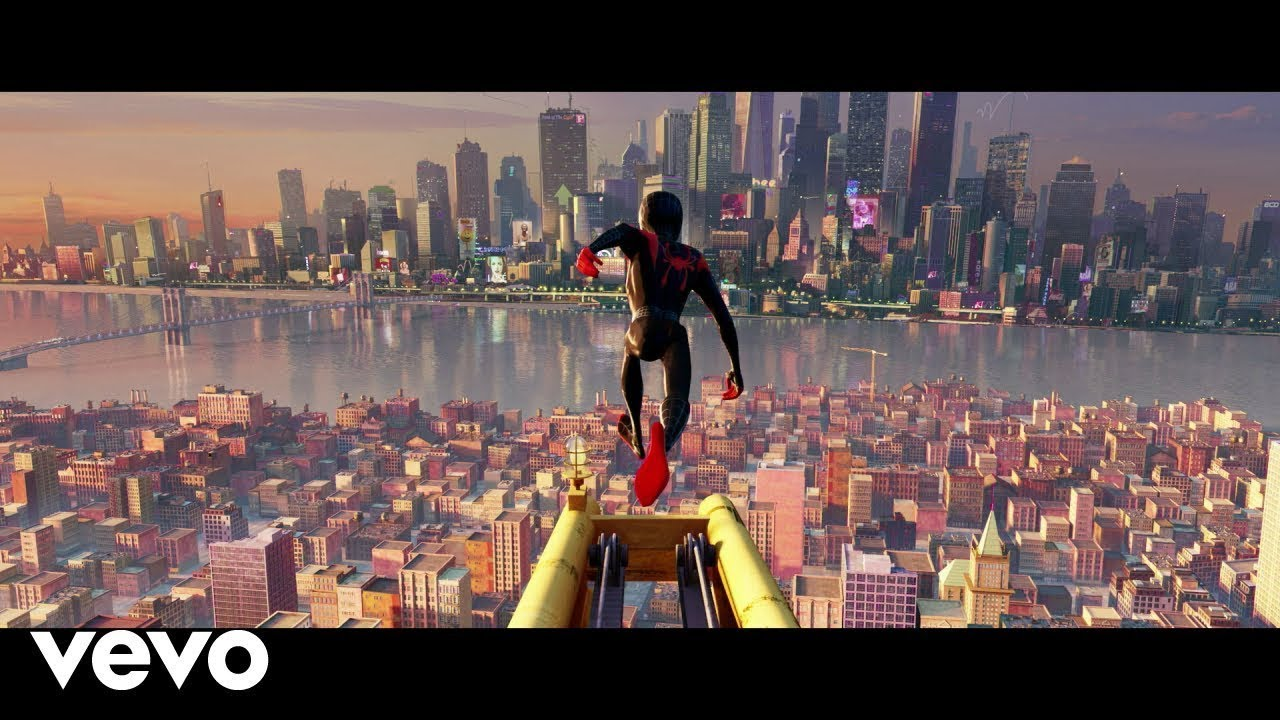 """Post Malone, Swae Lee team up for """"Sunflower"""" from 'Spider-Man: Into the Spider-Verse'"""