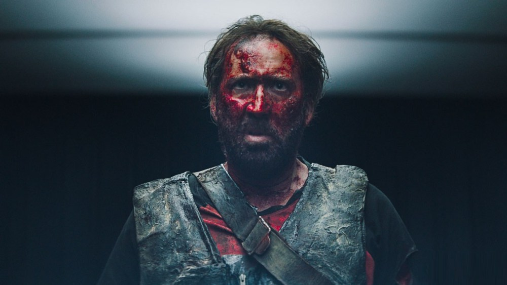 'Mandy' is a doom laden fever dream, with a Nicolas Cage performance for the ages