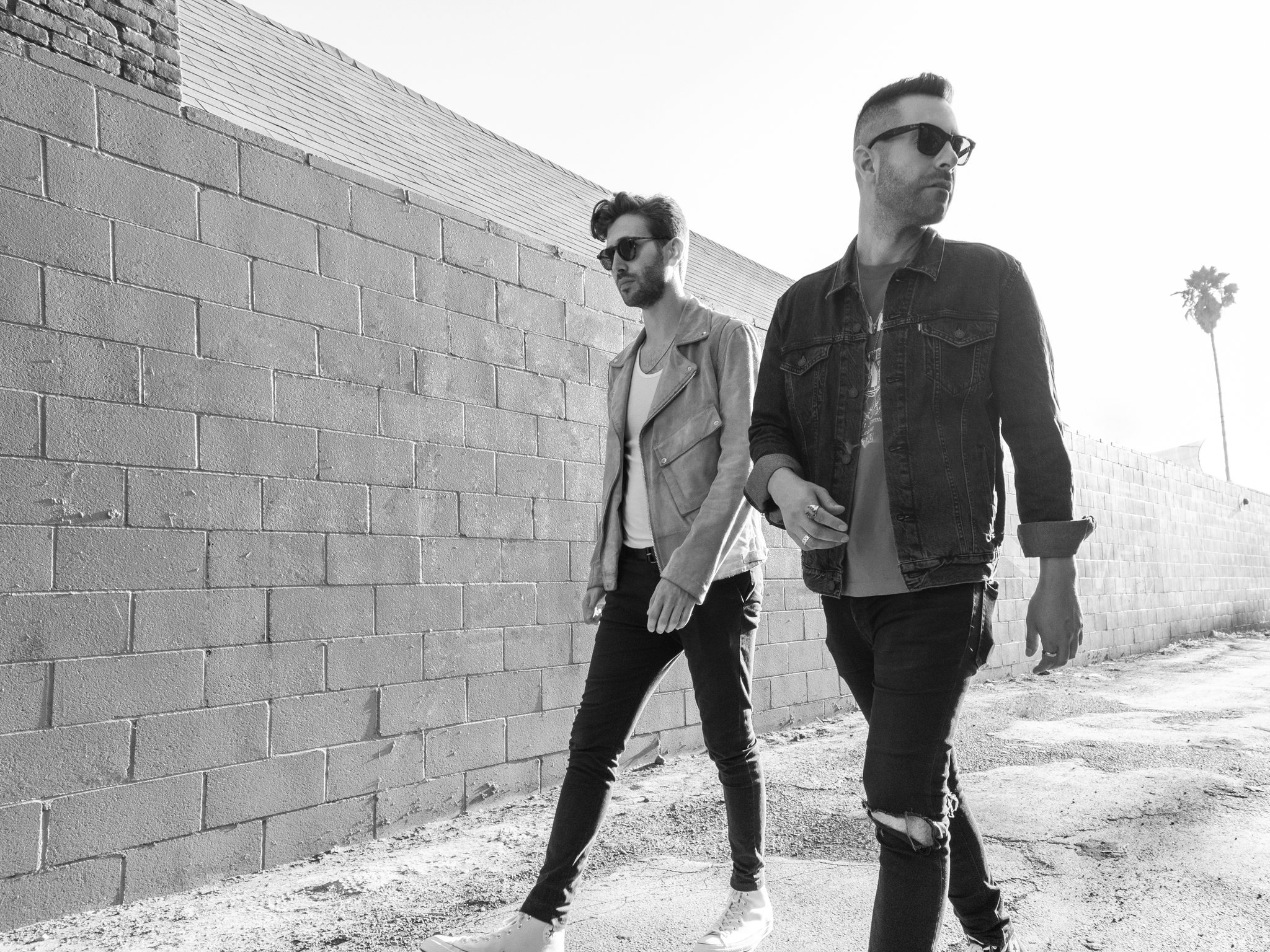 """PREMIERE: The Score look to inspire with new """"Stronger"""" music video"""