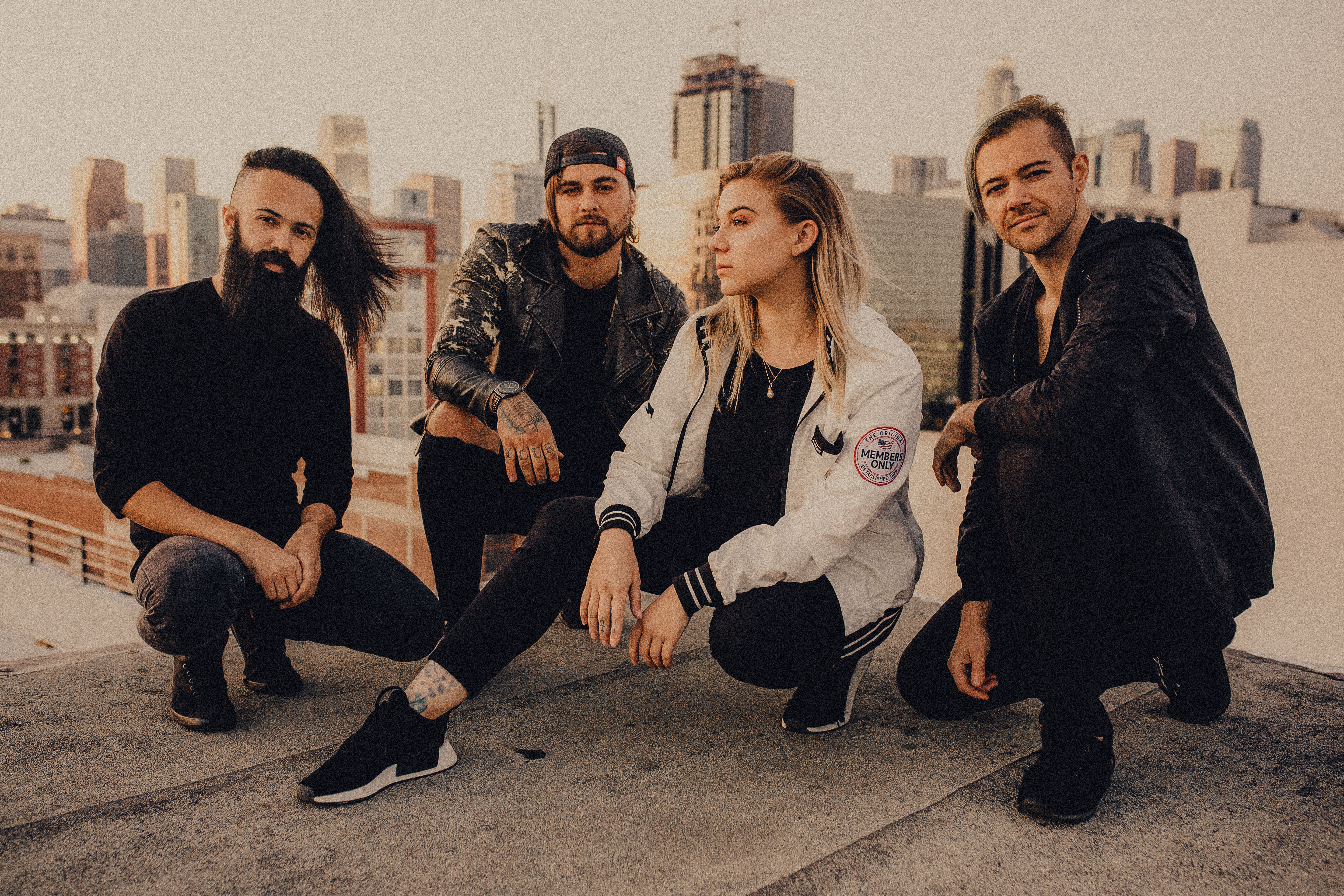 """PREMIERE: RIVALS reflect on summer tour with """"Wild Things"""" video"""