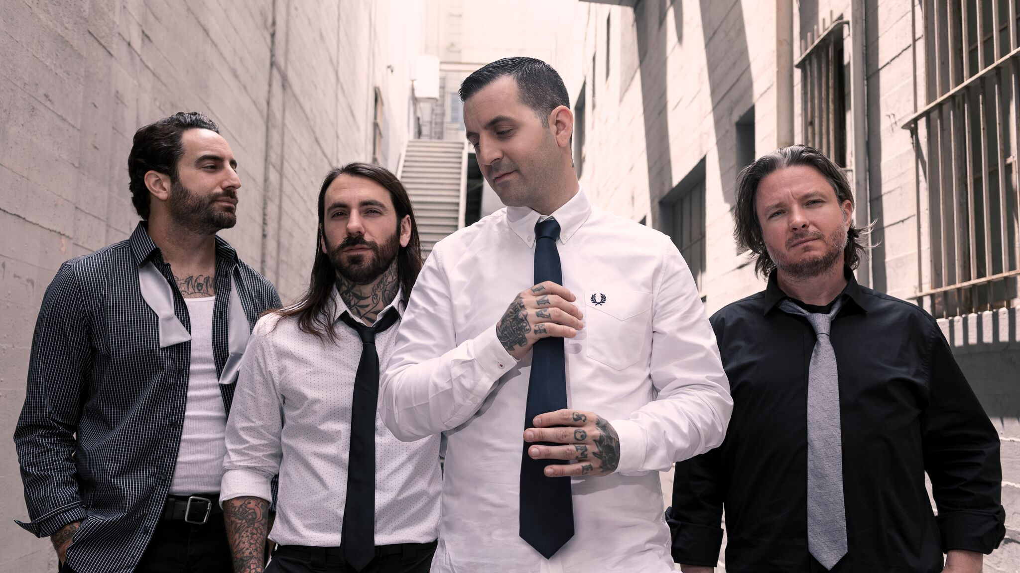 INTERVIEW: Jack O'Shea on Bayside's 'Acoustic Volume 2' and full-band acoustic tour