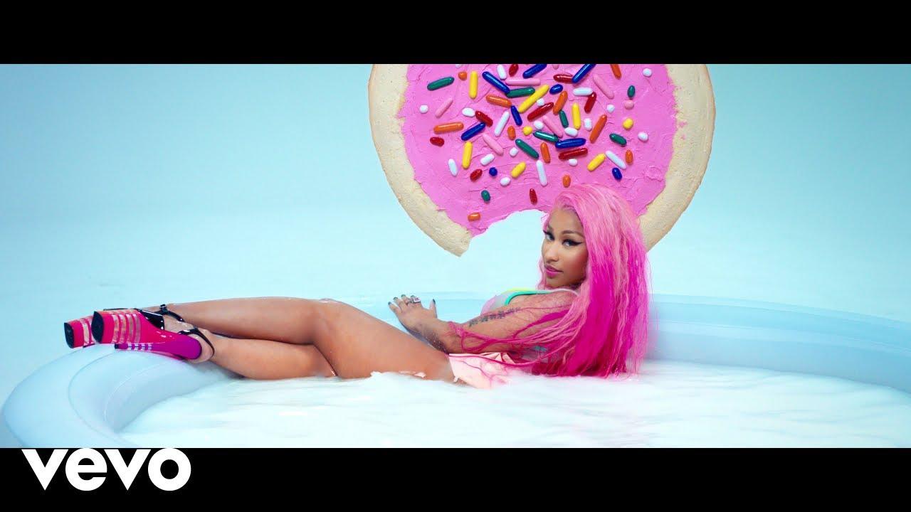 "Nicki Minaj, Lil Wayne drop scandalous ""Good Form"" music video"