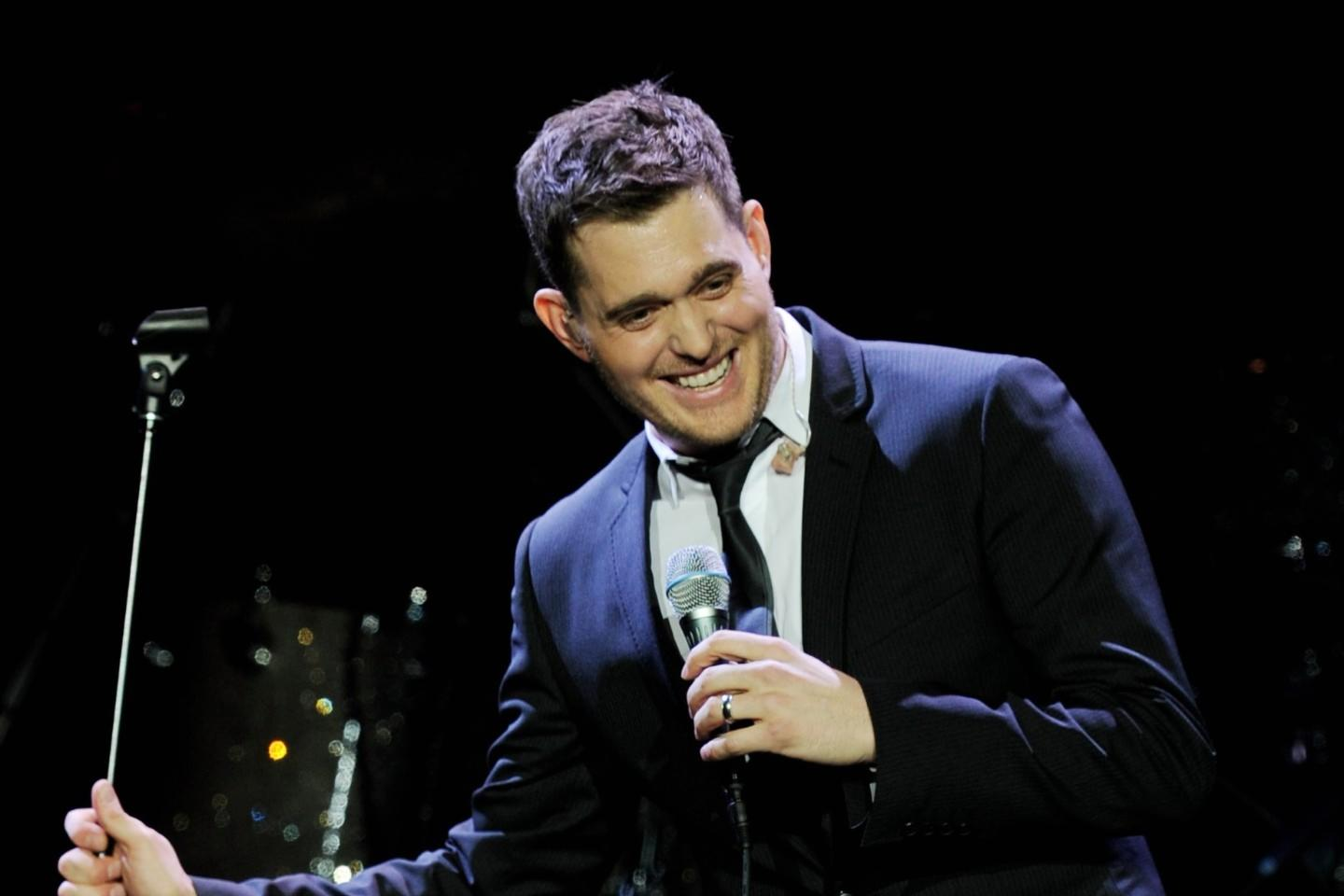 Michael Buble announces first tour in two years, to receive star on Hollywood Walk of Fame