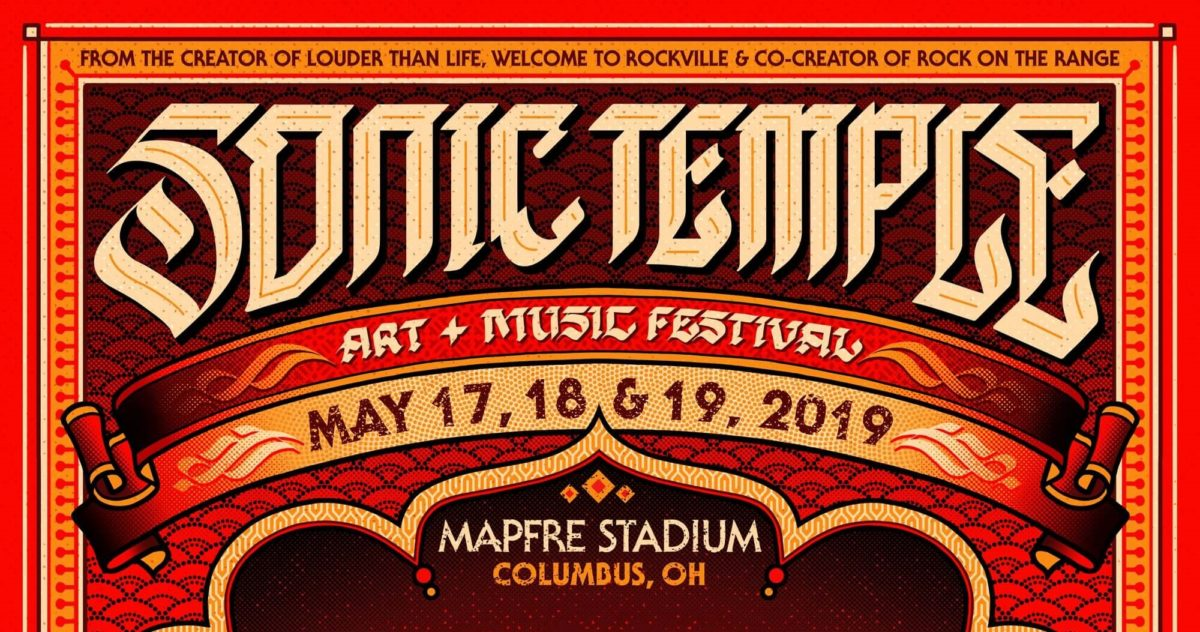 Sonic Temple Arts and Music Festival announced: Foo Fighters, System of a Down, Disturbed to headline inaugural lineup