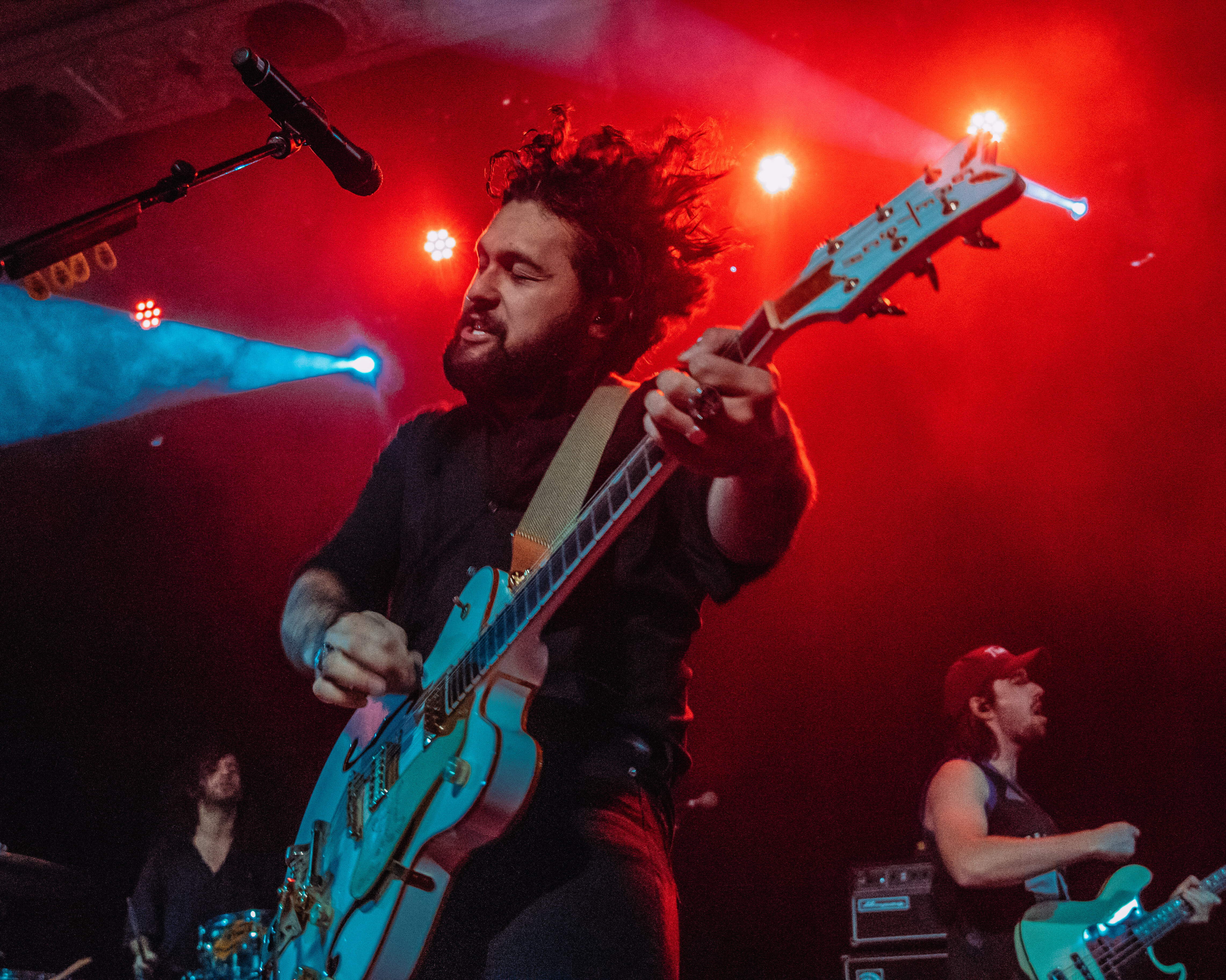 REVIEW: Gang of Youths at Metro, Chicago