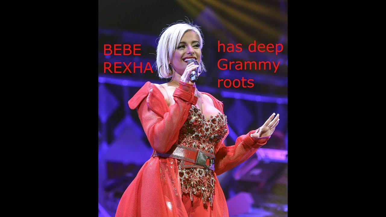 VIDEO INTERVIEW: Bebe Rhexa has deep Grammy roots