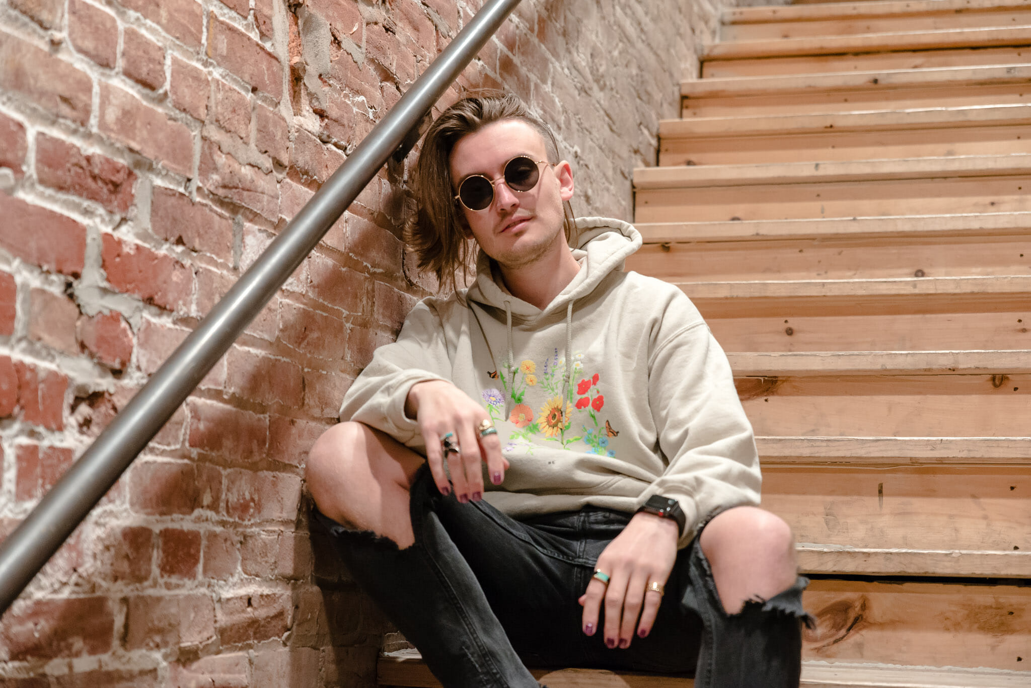 """People are a lot more powerful than they think they are"": gnash on 'we' and the broken hearts club tour"