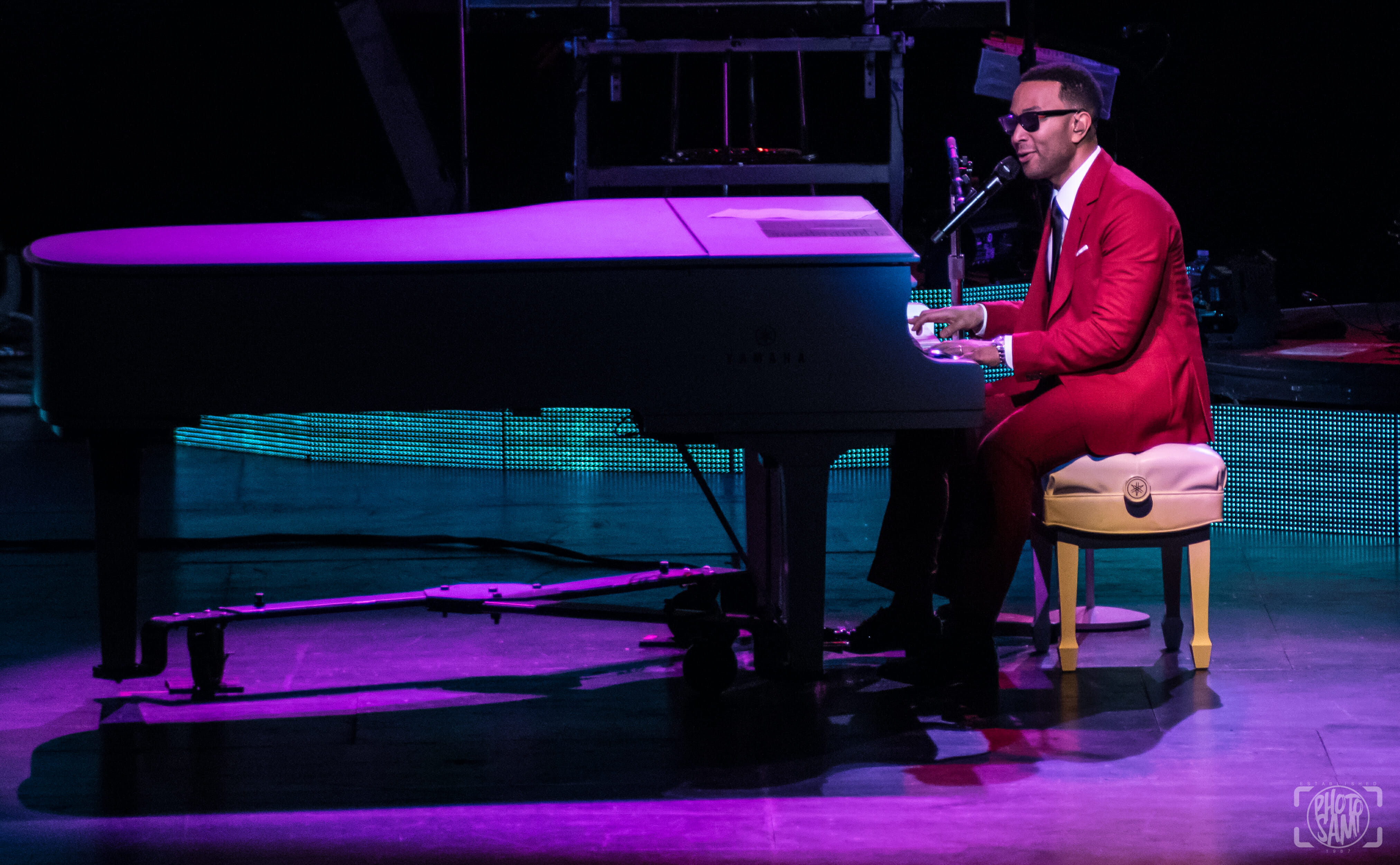 """PHOTO GALLERY: John Legend's """"A Legendary Christmas"""" brings the holiday spirit to San Diego"""