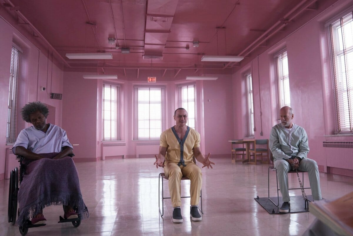 'Glass' is vivacious with ideas, but falls short of the mark with its conclusion