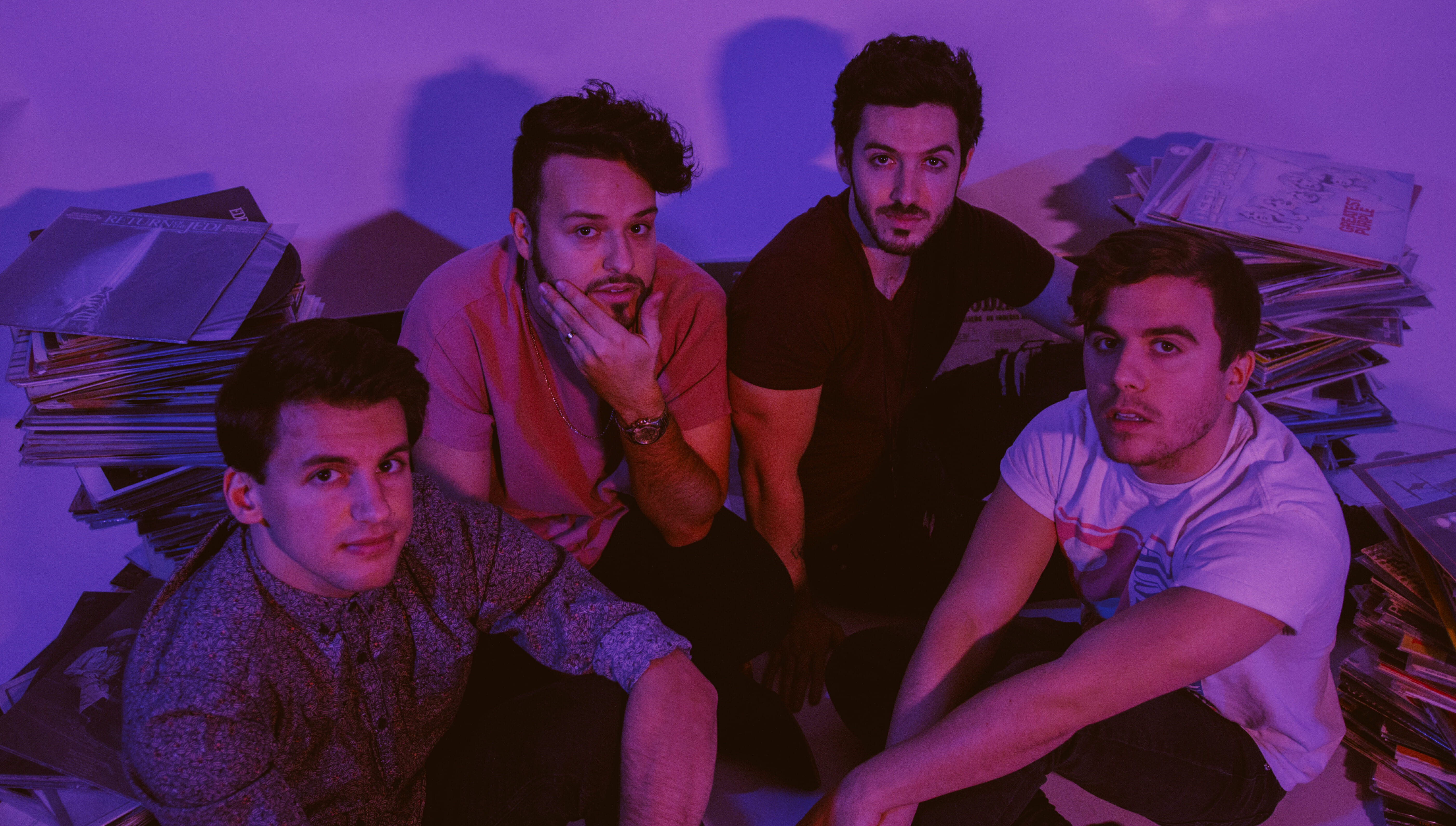 """PREMIERE: Here's to You return with pop-rock anthem """"Burning Alive"""""""