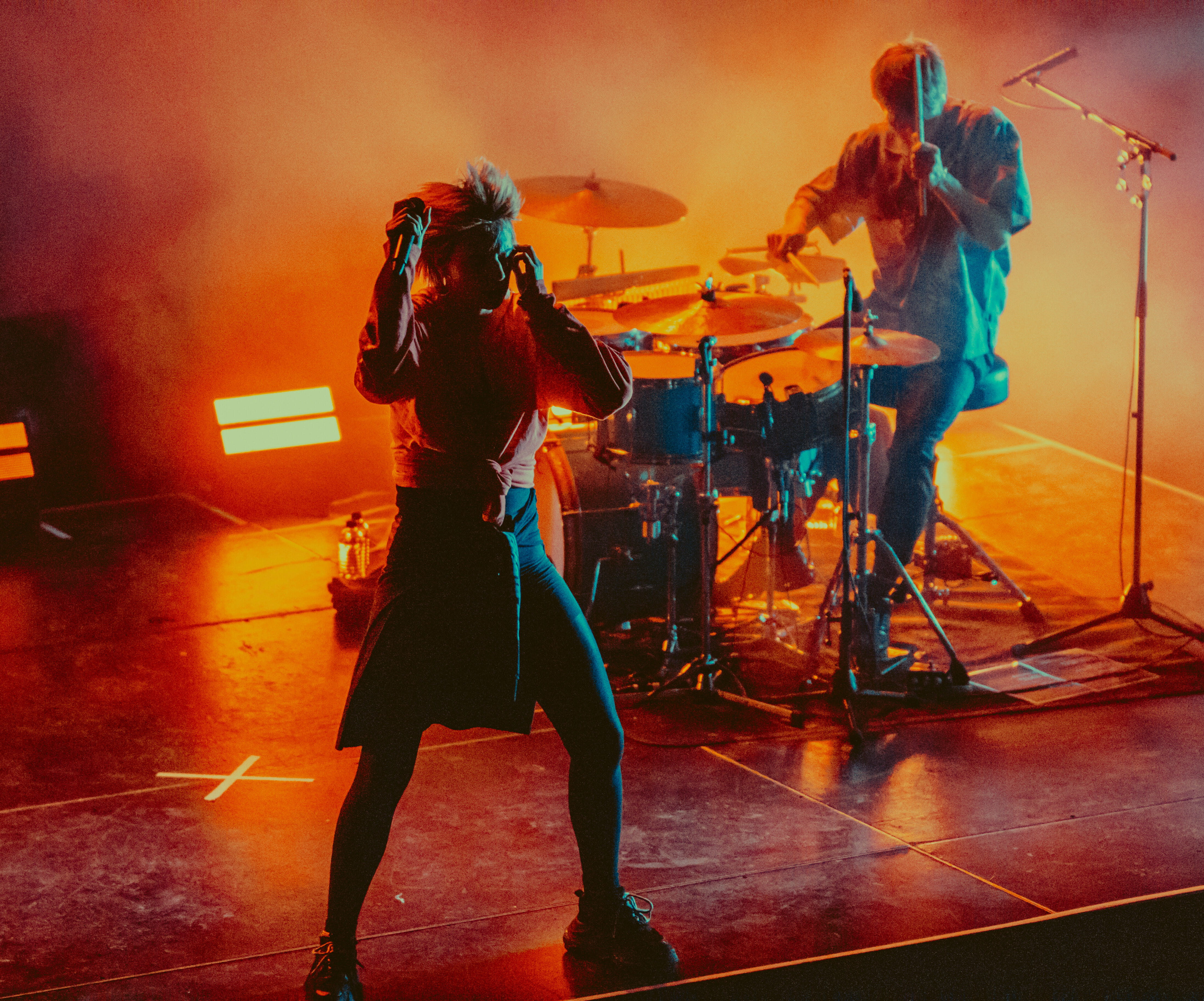 REVIEW: MØ sells out The Vic and warms up the city