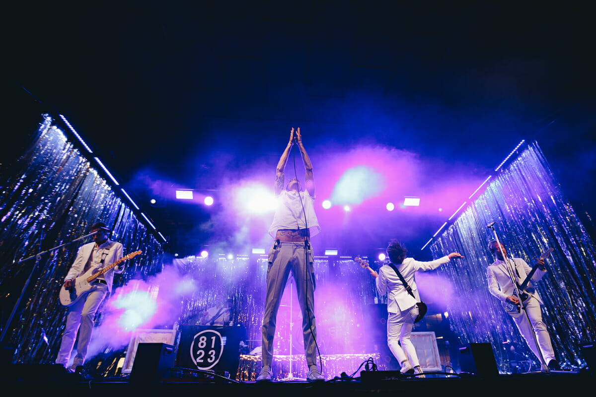 The Maine's 8123 Fest returned larger than ever and did not disappoint