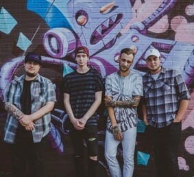 Chin Up Kid announce tour w/ Offended By Everything; New cover out now