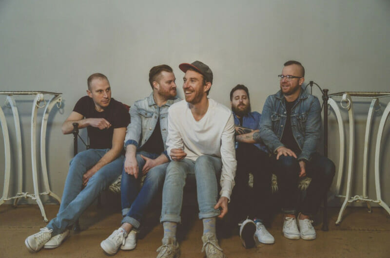 """Bronze Radio Return release stirring new single """"With Me All Along"""""""