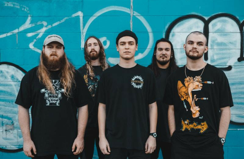 Knocked Loose announce tour w/ The Acacia Strain, Harms Way, more