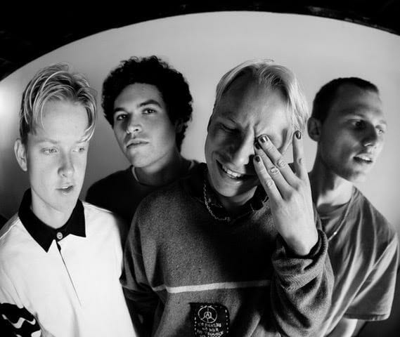 SWMRS announce 'Berkeley's on Fire' tour with Beach Goons, The Regrettes