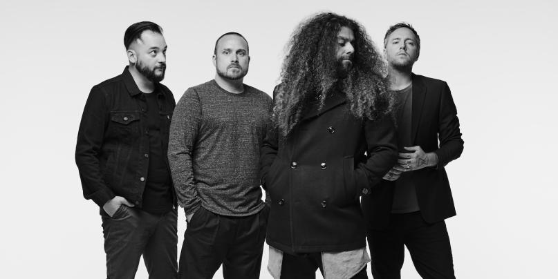 Coheed and Cambria announce headlining tour w/ Mastodon