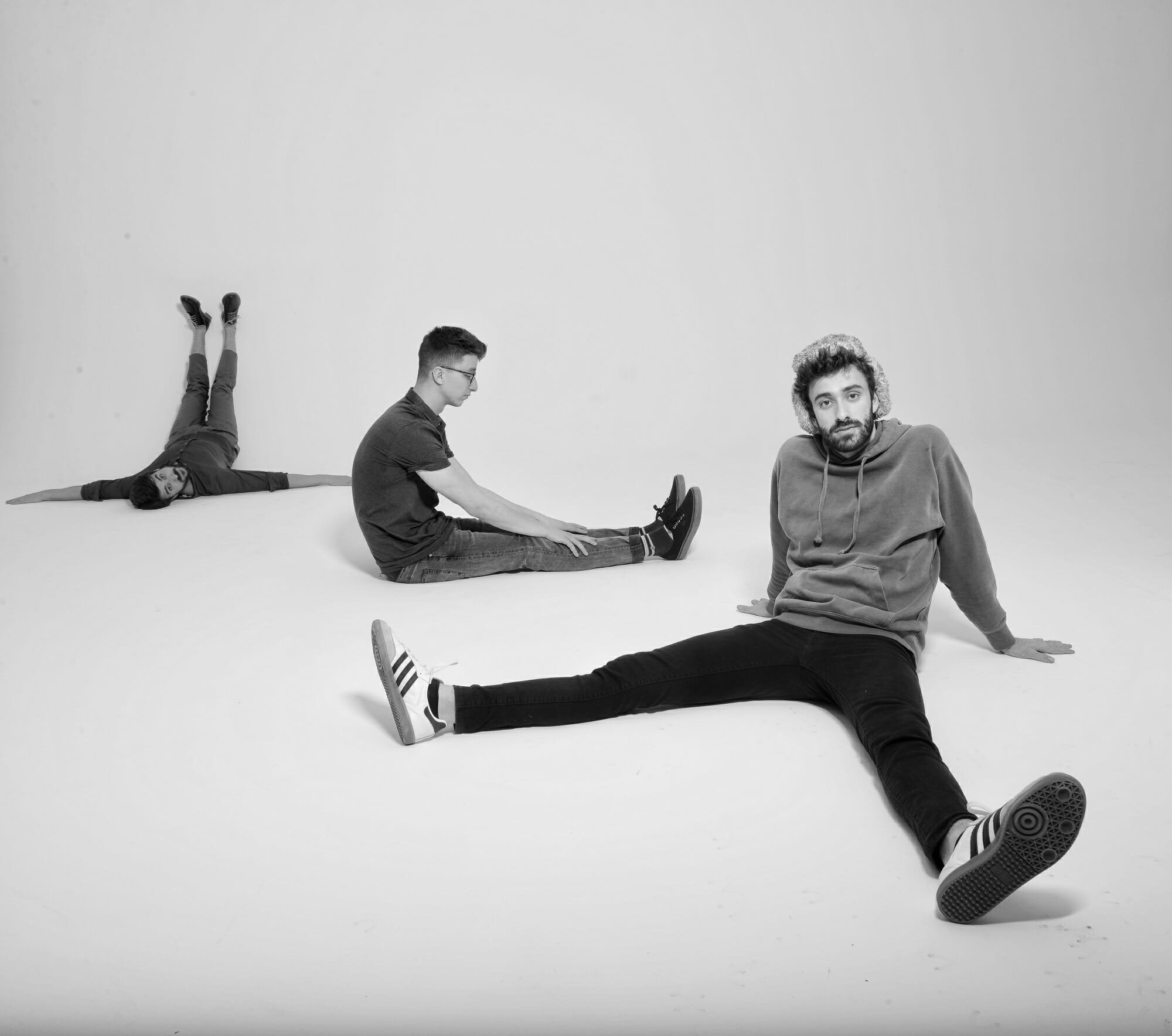"""EXCLUSIVE: AJR on what inspired their new single """"100 Bad Days"""""""