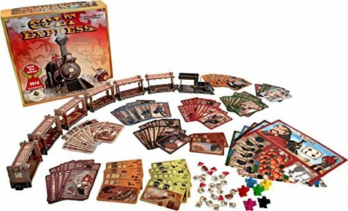 Board Game Review: 'Colt Express'