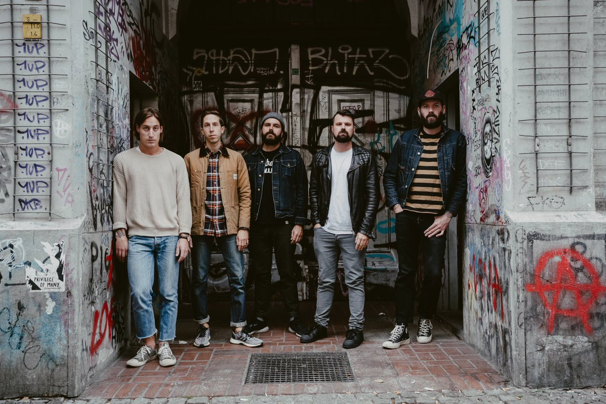 Silverstein will self-release new 'REDUX' album with twelve new recordings of old songs