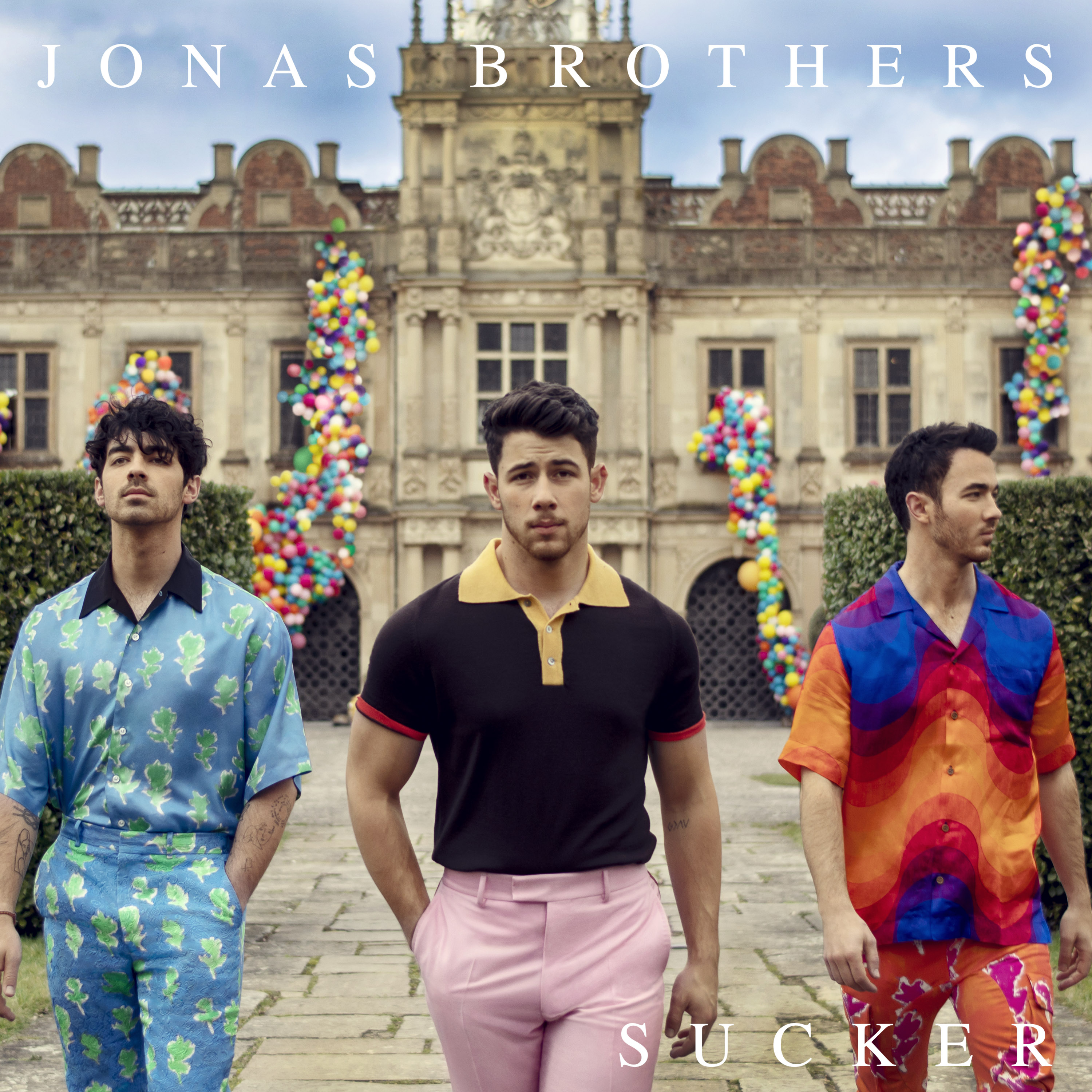 Jonas Brothers will release their first new music in six years tonight
