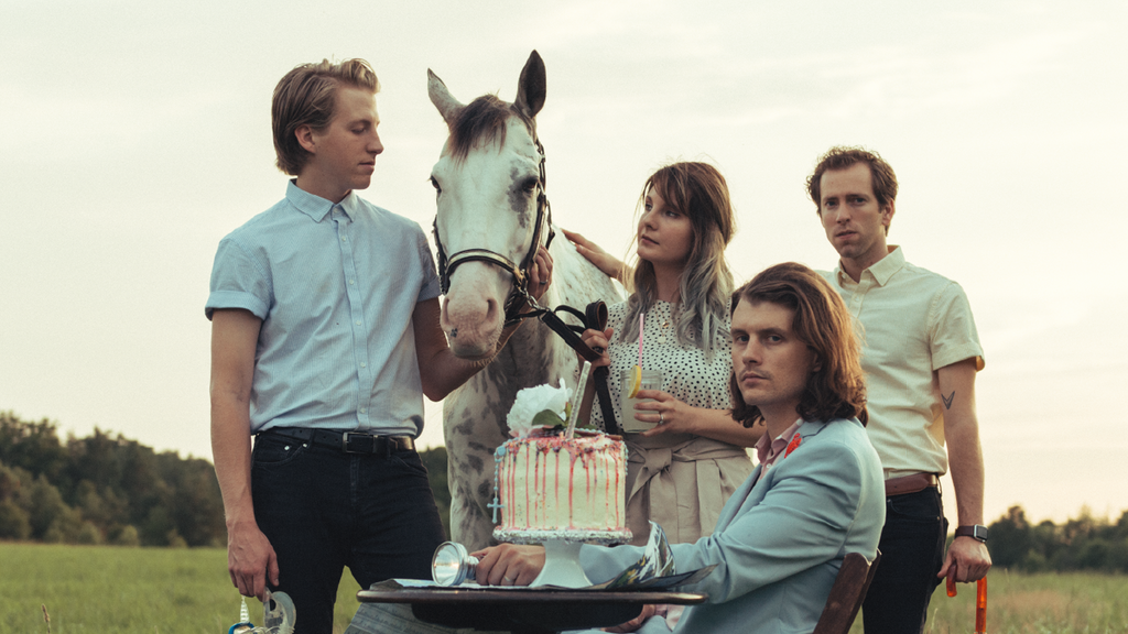 """PREMIERE: Mike Mains & the Branches return with instantly catchy """"Breathing Underwater"""""""