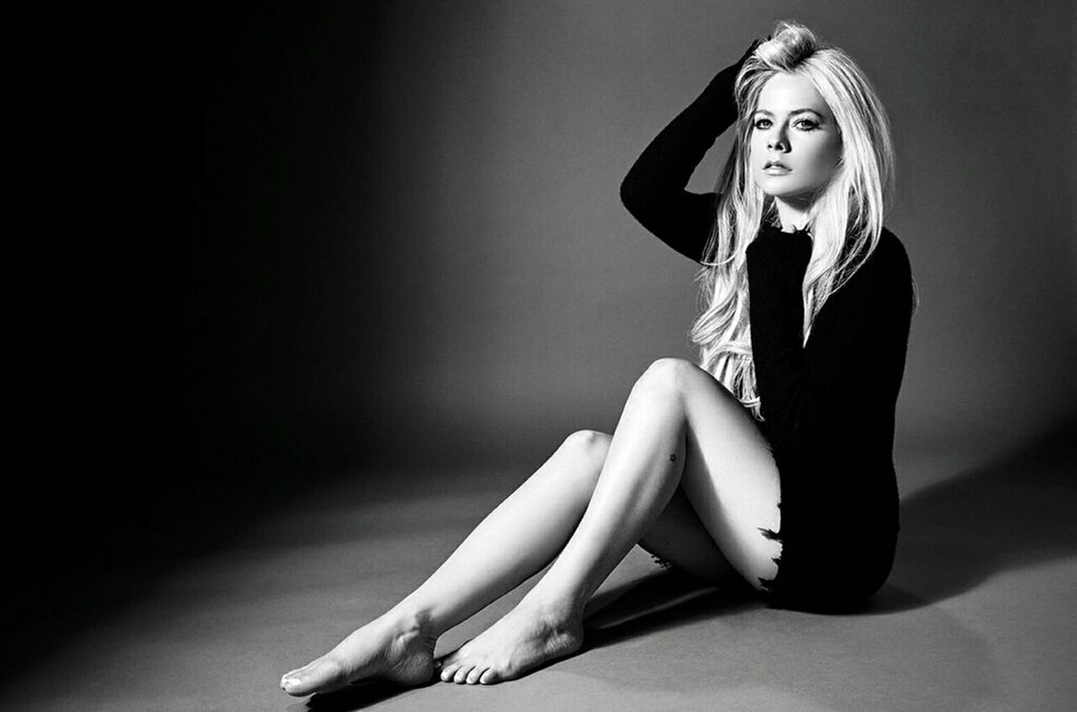 "Avril Lavigne shares angsty new Nicki Minaj collab, ""Dumb Blonde"""