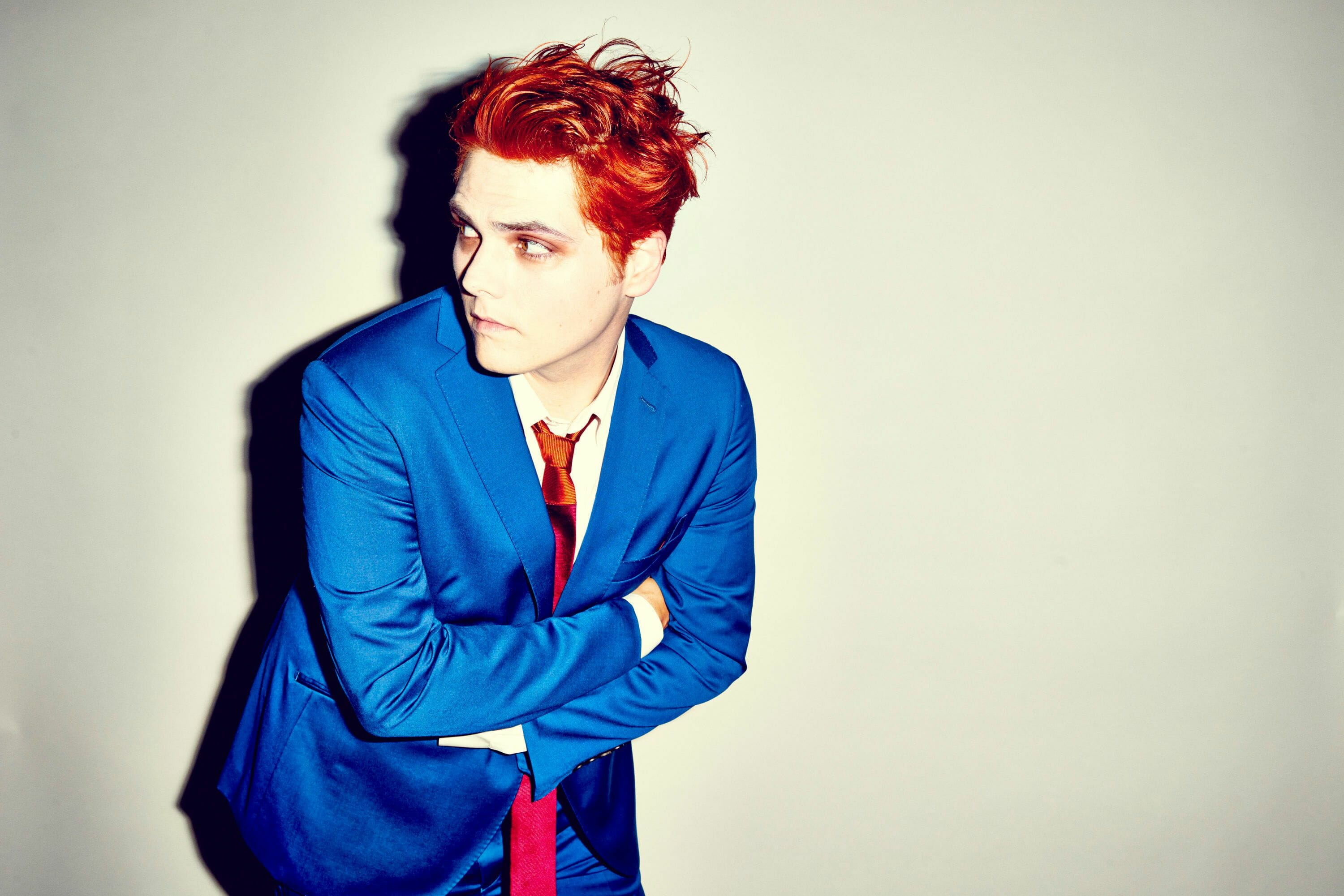"""Gerard Way releases new single, """"Happy Together"""""""