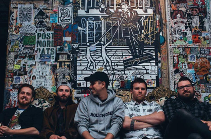 """PREMIERE: Heavensake revive emo with new Man Overboard-produced, """"Bleach"""""""