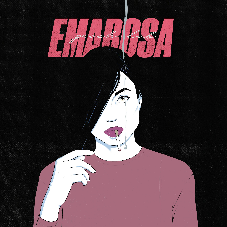 Emarosa showcase their evolution on 'Peach Club'