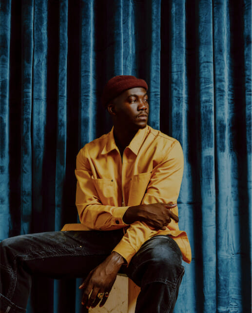 """Jacob Banks shares video for """"Love Ain't Enough"""" remix, (ft. Ghetts)"""