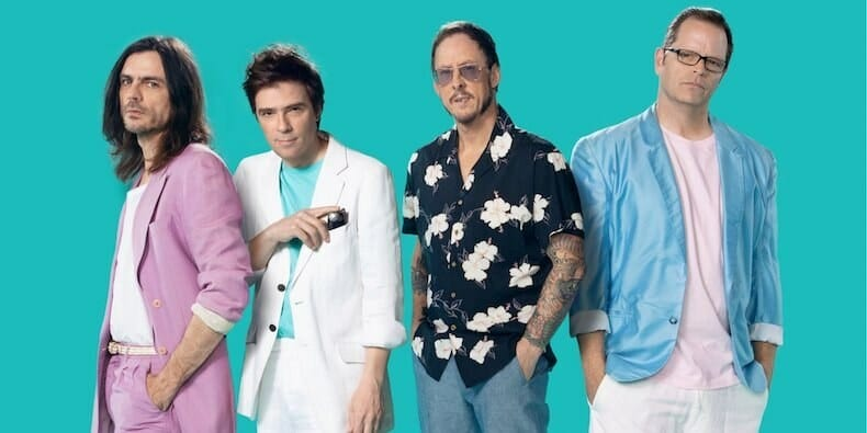 """A """"young Rivers Cuomo"""" stars in new Weezer """"Take On Me"""" music video"""