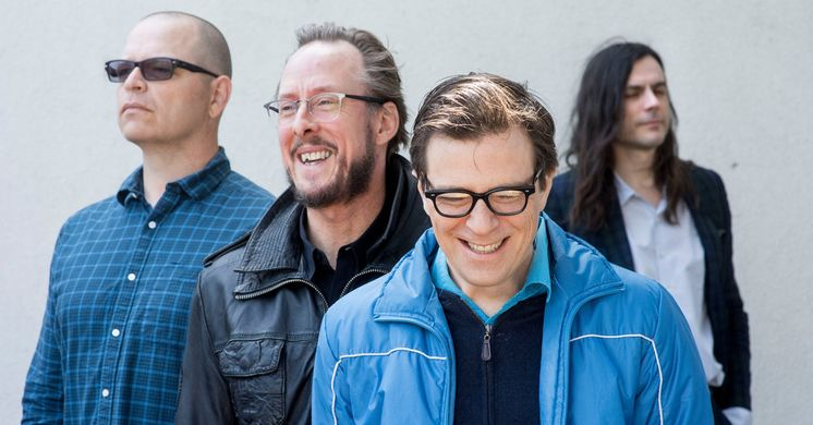 Weezer announce new album, 'OK Human,' + to release new single 1/21